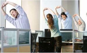 Office exercises