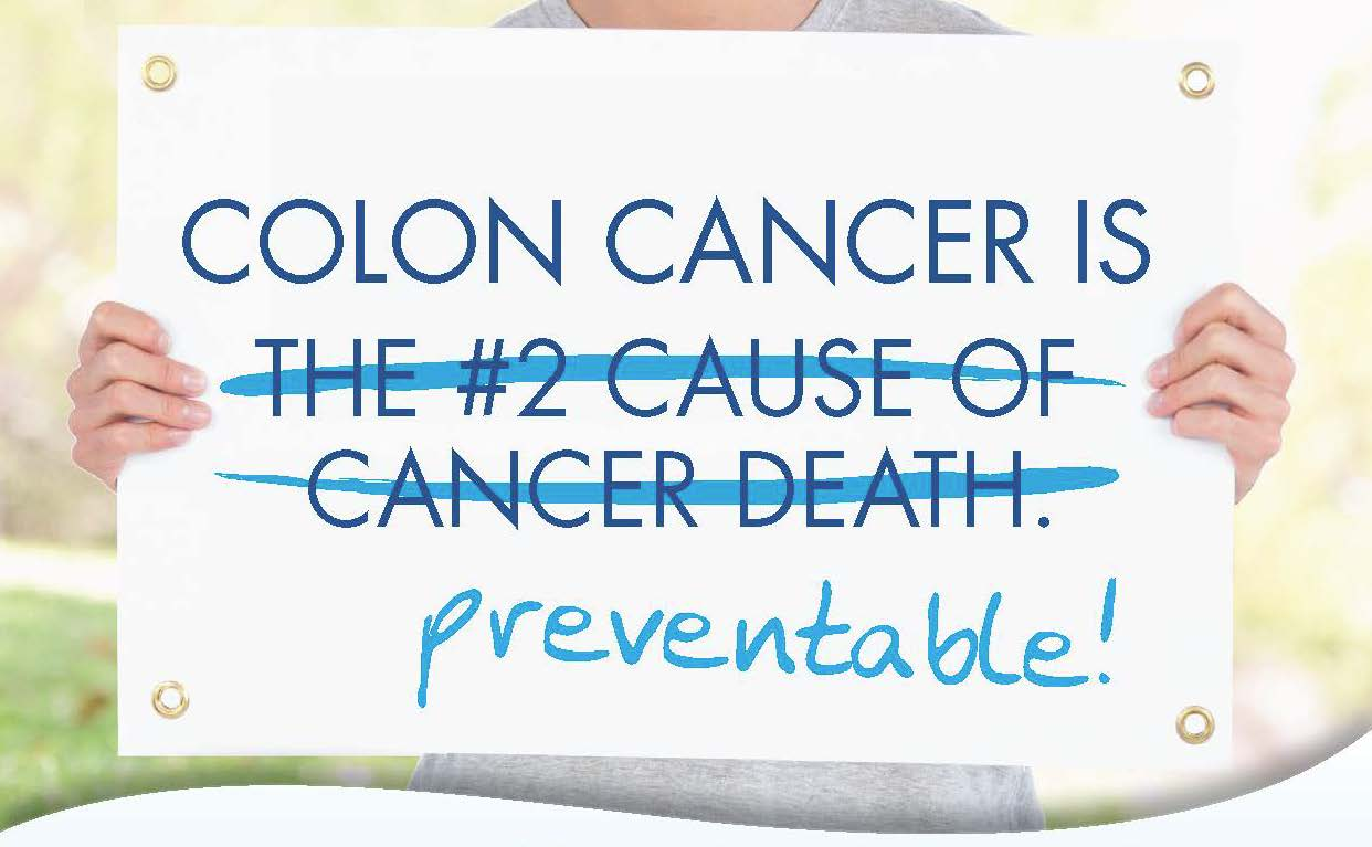 Stop Colon Cancer Get Screened Saint Mary S County Health Department